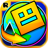 Game Geometry Dash World APK for Kindle