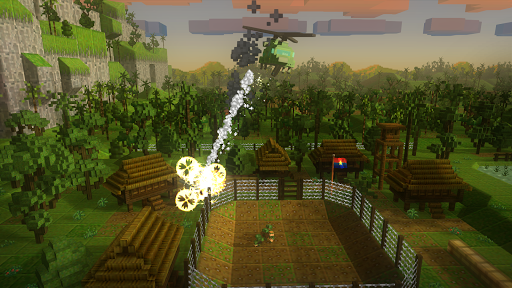 Dustoff Heli Rescue for Shield - screenshot