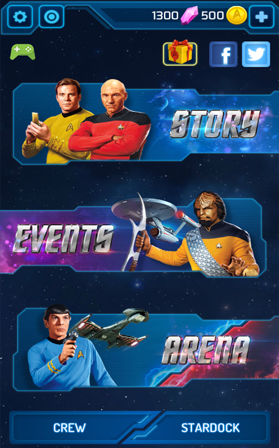 Star Trek ® - Wrath of Gems Screenshot 7