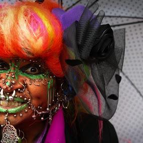 Pierced  by VAM Photography - People Street & Candids ( pierced, travel, people, portrait, street photography,  )
