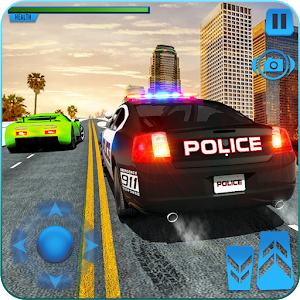 Car Chase Driving Simulator – Cop For PC / Windows 7/8/10 / Mac – Free Download