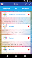 Screenshot of Saskatoon Folkfest