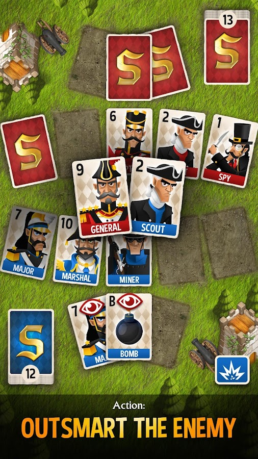 Stratego® Battle Cards Screenshot 4