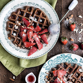 Healthy Low Fat Waffle Recipes
