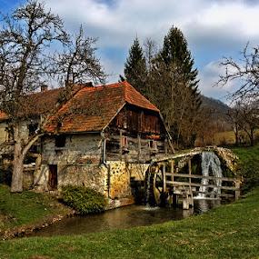 mlin by Dunja Kolar - Buildings & Architecture Other Exteriors ( mlin )