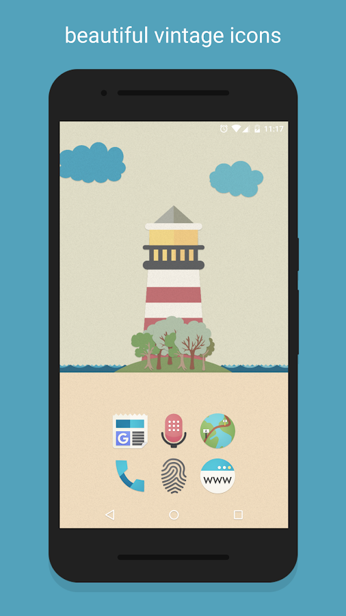 Vinty - Icon Pack Screenshot 3