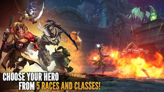 Game Order & Chaos 2: Redemption APK for Windows Phone