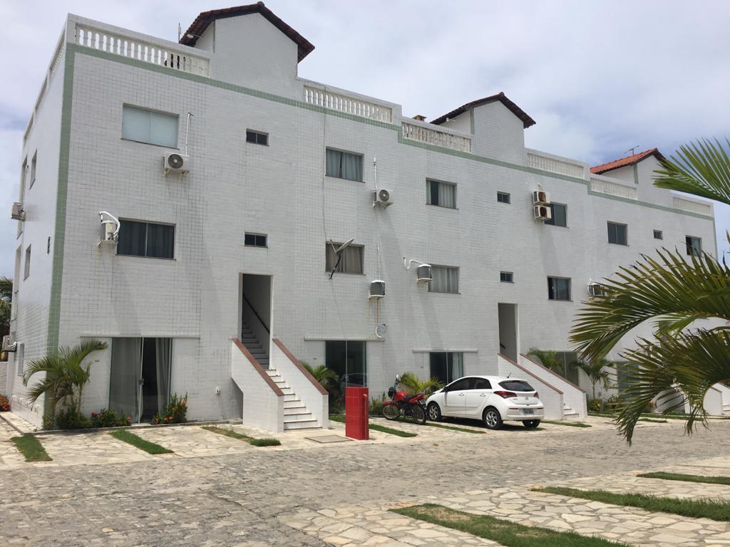 Apartamento com 1 dormitório à venda por R$ 165.000,00 - Barra de Gramame - Conde/PB