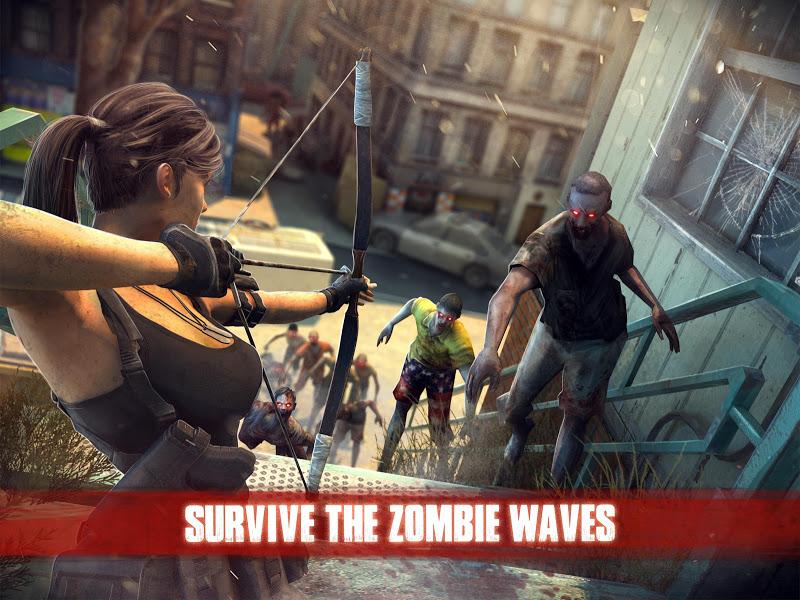 Zombie Frontier 3: Sniper FPS Screenshot 10