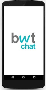 The BWT Chat - screenshot