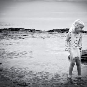Fun at the beach by Judith Grieves - Babies & Children Children Candids