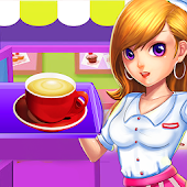 Game Cat coffee shop coffee lover restaurant my coffee APK for Windows Phone