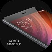 Xiaomi Redmi Note 4 Launcher