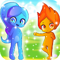 Fireboy And Watergirl 1 APK for Bluestacks