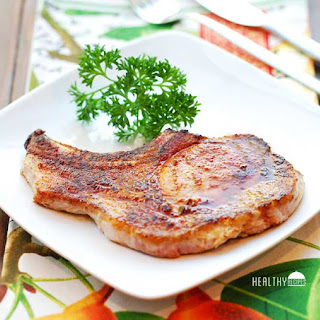 Healthy Baked Pork Chops Recipes