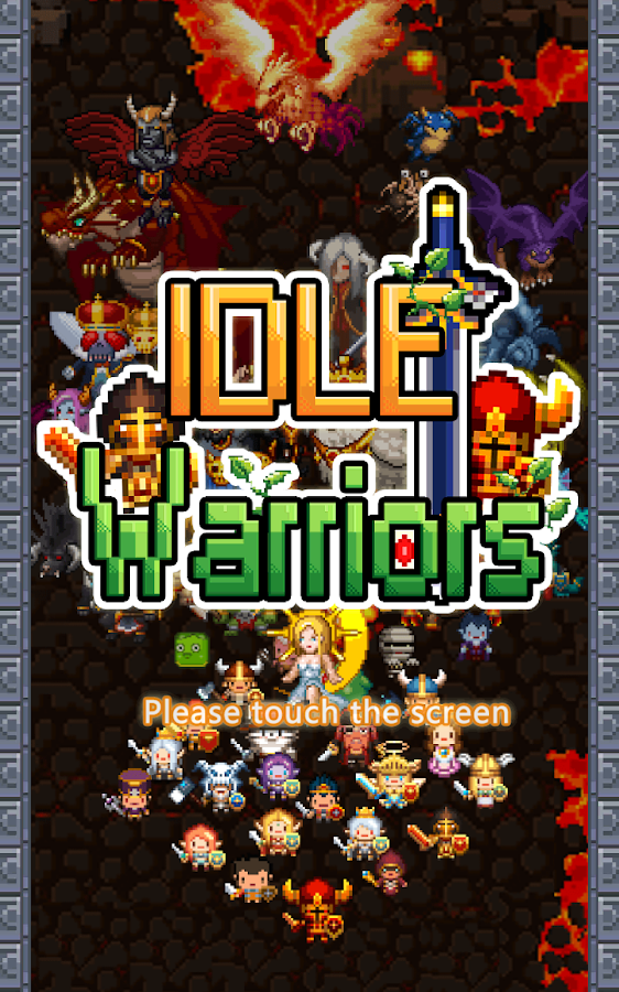 Idle Warriors Screenshot 16