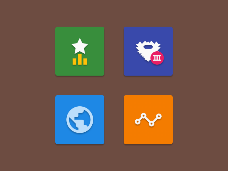 NAXOS FLAT - ICON PACK Screenshot 7