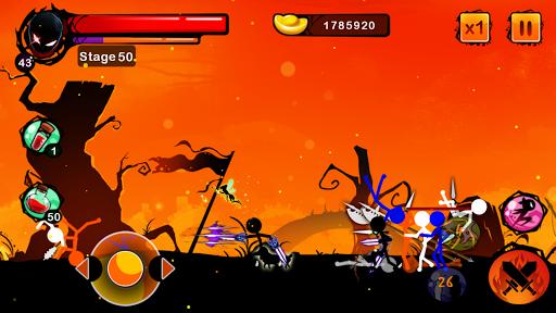 Stickman Ghost: Ninja Warrior (Unreleased)