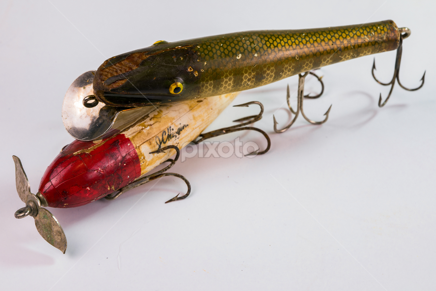 Baits by Robert George - Artistic Objects Other Objects (  )