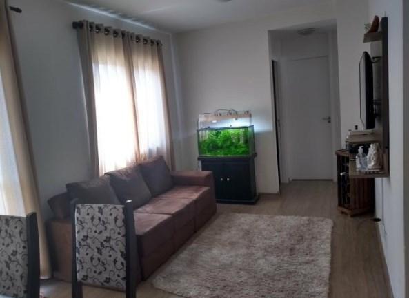 Apartamento com 2 dormitórios à venda, 52 m² - Parque da Amizade (Nova Veneza) - Sumaré/SP