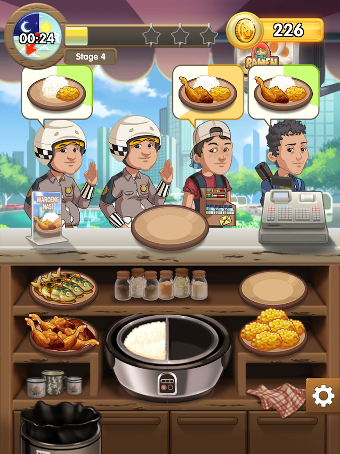 Warung Chain: Go Food Express Screenshot 8