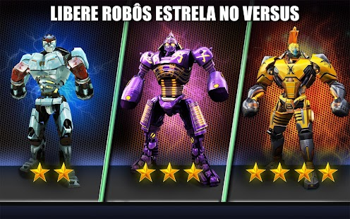 Real Steel World Robot Boxing: miniatura da captura de tela