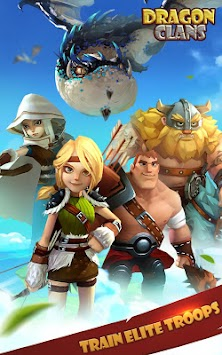 Dragon Clans APK screenshot thumbnail 2