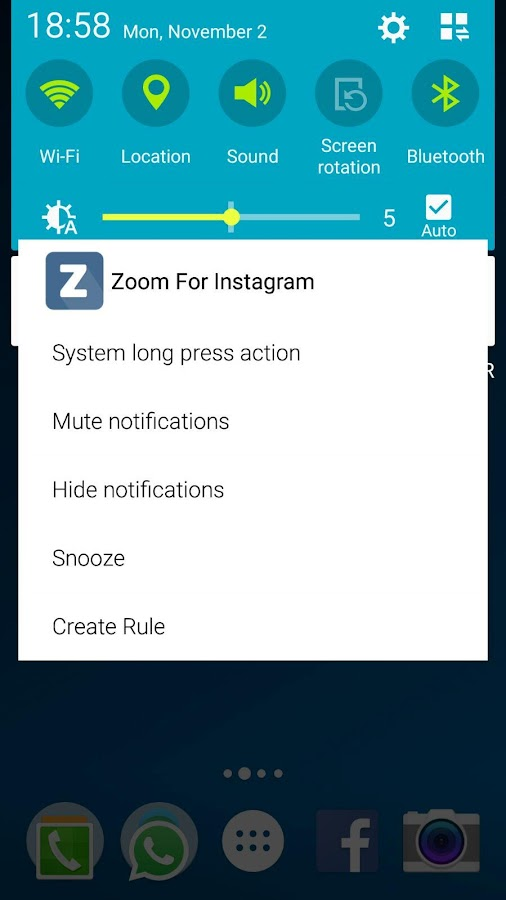 XNotifications Screenshot 6