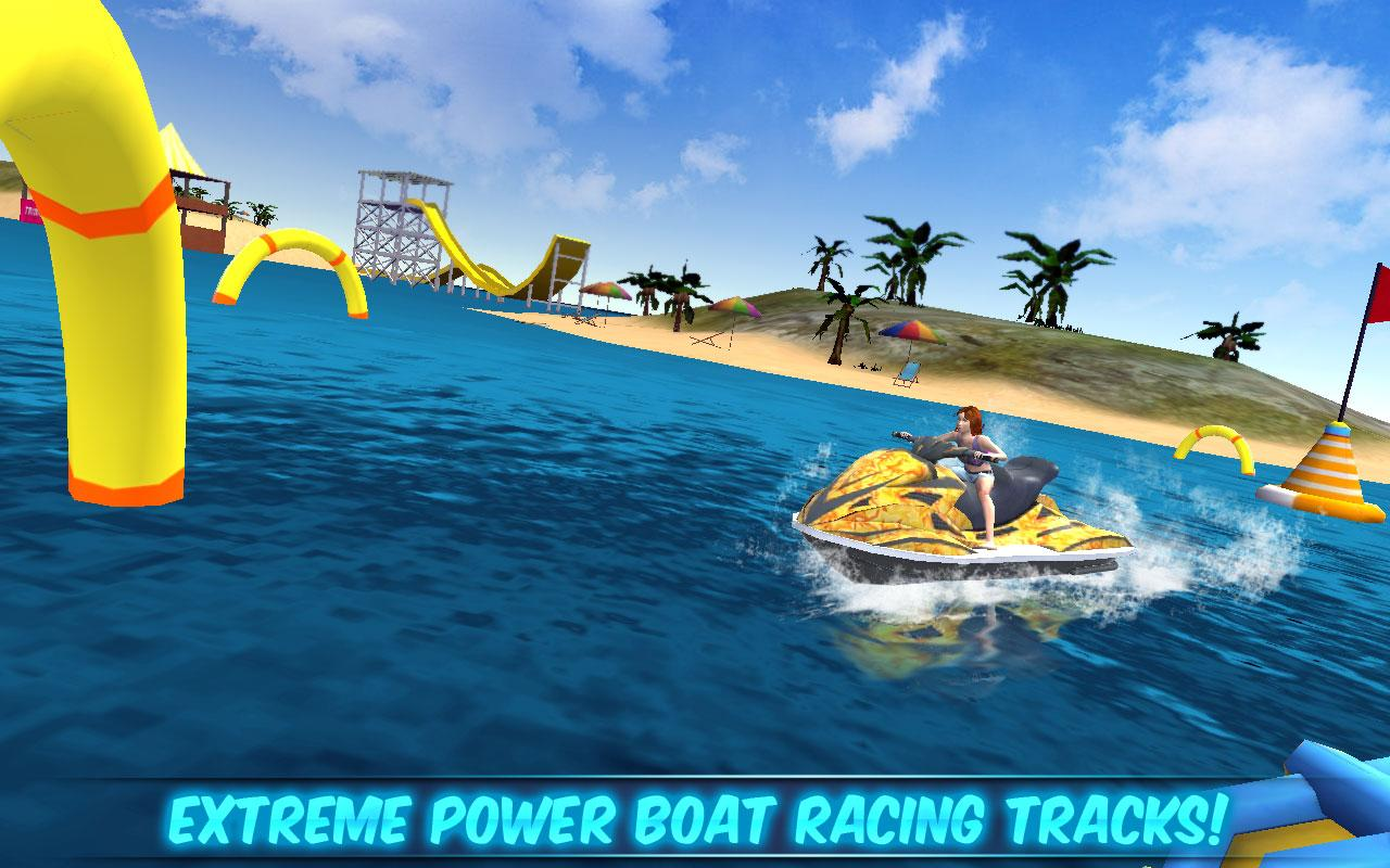 Extreme Power Boat Racers Screenshot 0
