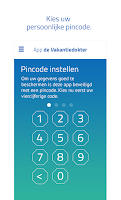 Screenshot of App de Vakantiedokter