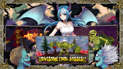Demons Crystals - screenshot