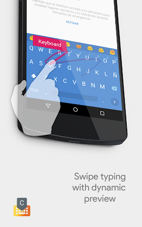 Chrooma Keyboard Pro 4.0 Beta 6 APK