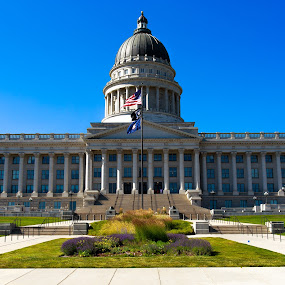 State Capitol UTAH by Srivastav Reddy - Buildings & Architecture Architectural Detail