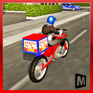 Cover art Moto Pizza Delivery