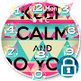 Keep Calm And Do Your Best Phone Locker Theme