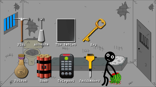 Stickman jailbreak - screenshot