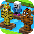 ✩Crossy Creeper: Marvel Island vs (Multiplayer)✩ APK for Bluestacks