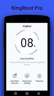 KingRoot Pro APK for Bluestacks