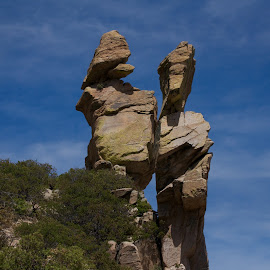 Mt Lemon, AZ by Denise Armstrong - Landscapes Caves & Formations