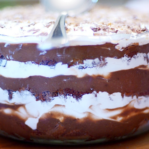 Grandma's Chocolate Trifle