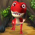 Talking Dinosaur APK for Bluestacks