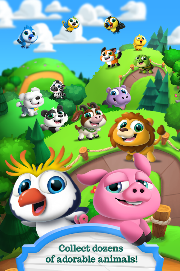 Hungry Babies Mania Screenshot 1