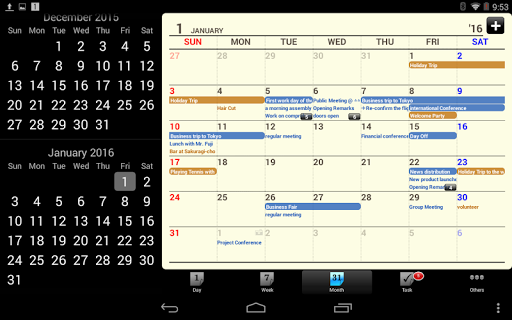 Refills(Planner App) - screenshot