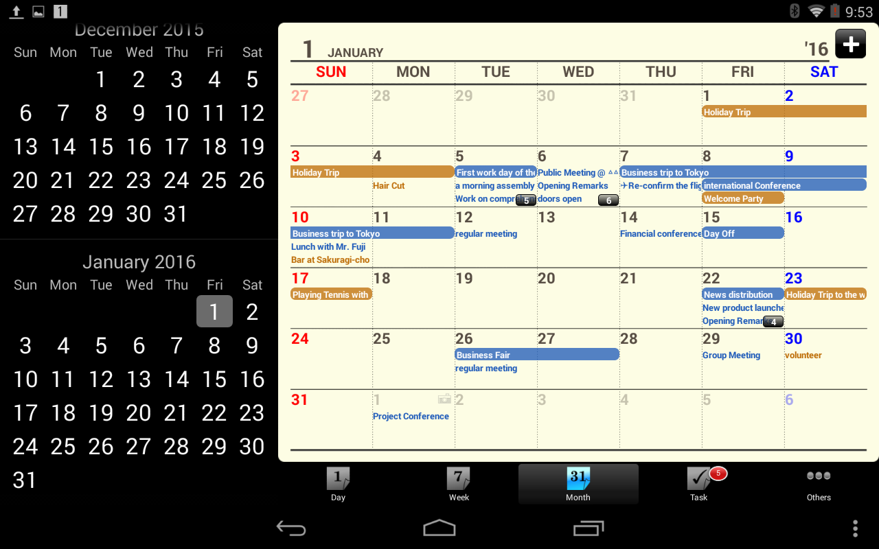 Refills(Planner App) Screenshot 11