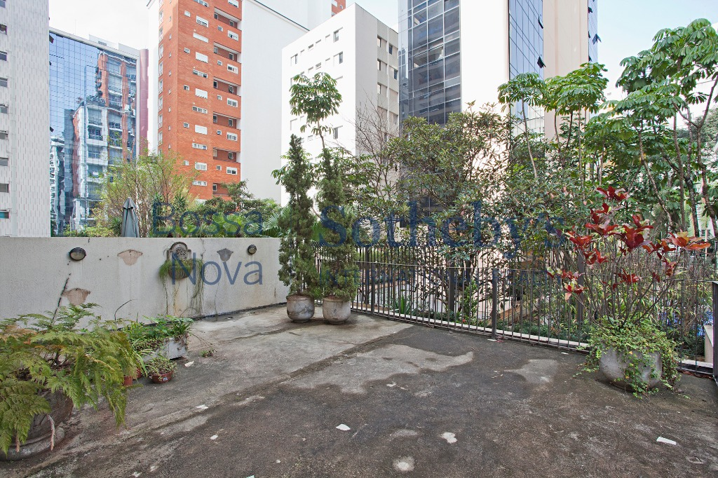 Apartamento  Garden no Itaim