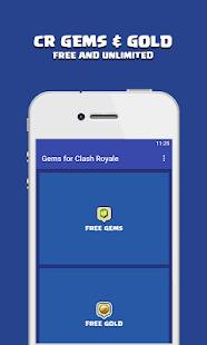 App Gems Cheats For Clash Royale apk for kindle fire