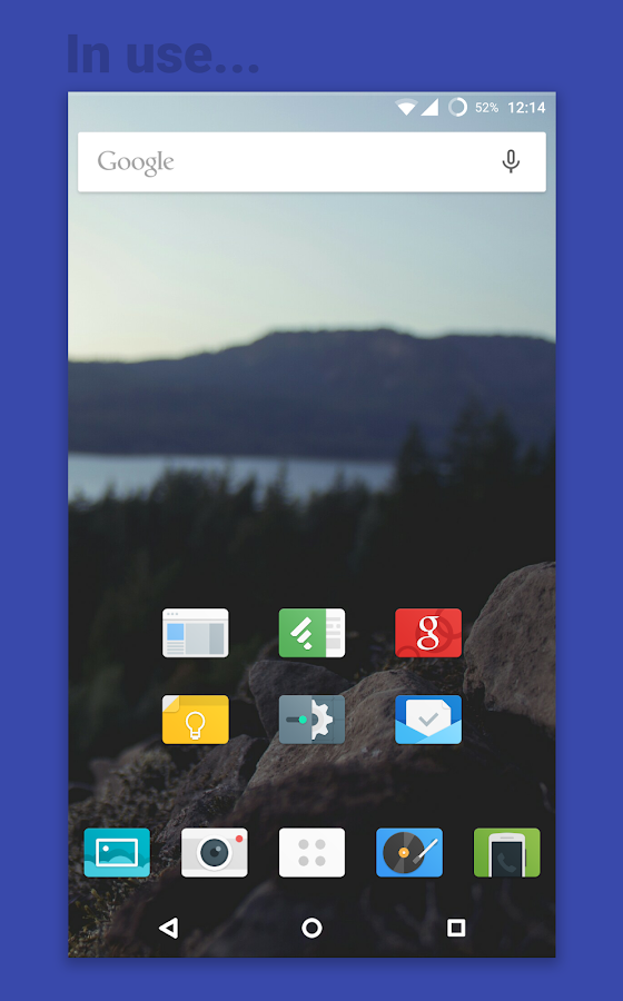 Material Cards icon pack Screenshot 9