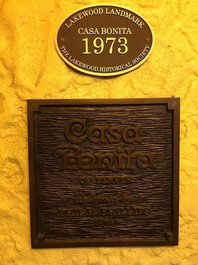 LAKEWOOD LANDMARK CASA BONITA 1973 THE LAKEWOOD HISTORICAL SOCIETY  Casa Bonita of Denver designed by PHIL H. PHILLIPS 1974  More info athttp://www.casabonitadenver.com. Additionally, their ...