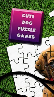 Cute Dog Puzzle Games - screenshot