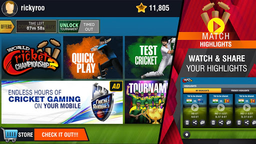 World Cricket Championship 2 screenshot 15